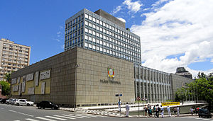 Legislative Assembly of Rio Grande do Sul - Image: Palácio Farroupilha POA