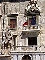Palazzo dei Cavalieri (detail) - Pisa, Italy.JPG