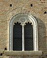 Palazzo ducale di urbino, esterno 04 finestra.JPG