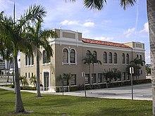Original Palm Beach Junior College Building