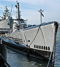 Pampanito (submarine, San Francisco).JPG