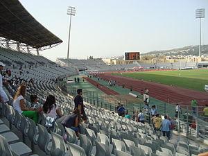 Pampeloponisiako Olympic Stadium(1)