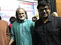 Pandit Vishwa Mohan Bhatt with Indrajit Das 06.jpg