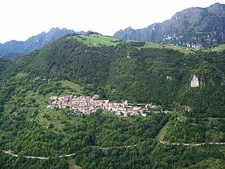 Magasa, Lombardy Comune in Lombardy, Italy