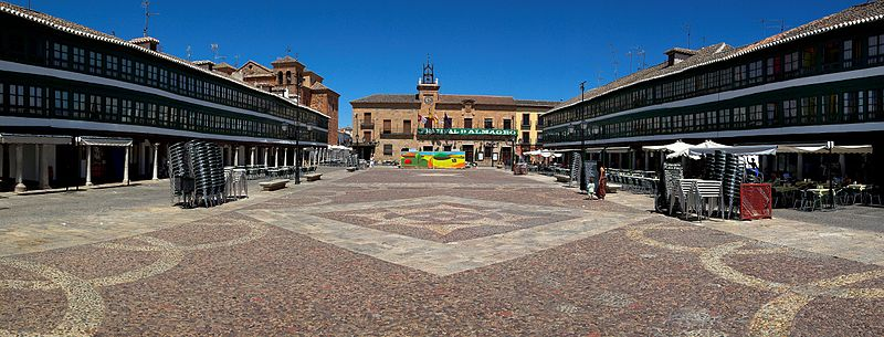 File:Panoramica de la Plaza Mayor de Almagro.jpg