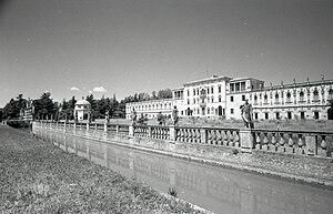Villa Contarini - Image: Paolo Monti Servizio fotografico (Piazzola sul Brenta, 1967) BEIC 6349107
