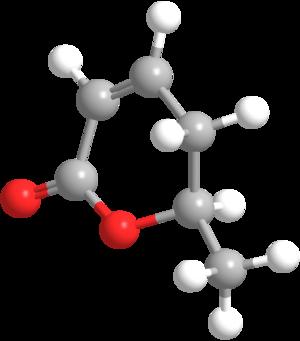 Parasorbic acid - Image: Parasorbic acid 3d ball