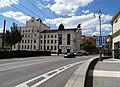 Pardubice, Smetanovo náměstí, náměstí Republiky 50, divadlo.jpg