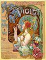 Parfums Violet affiche américaine.jpg