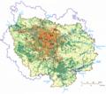 Paris metropolitan area INSEE 1999.png