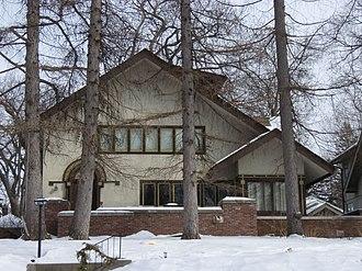 Purcell & Elmslie - Image: Parker House 1