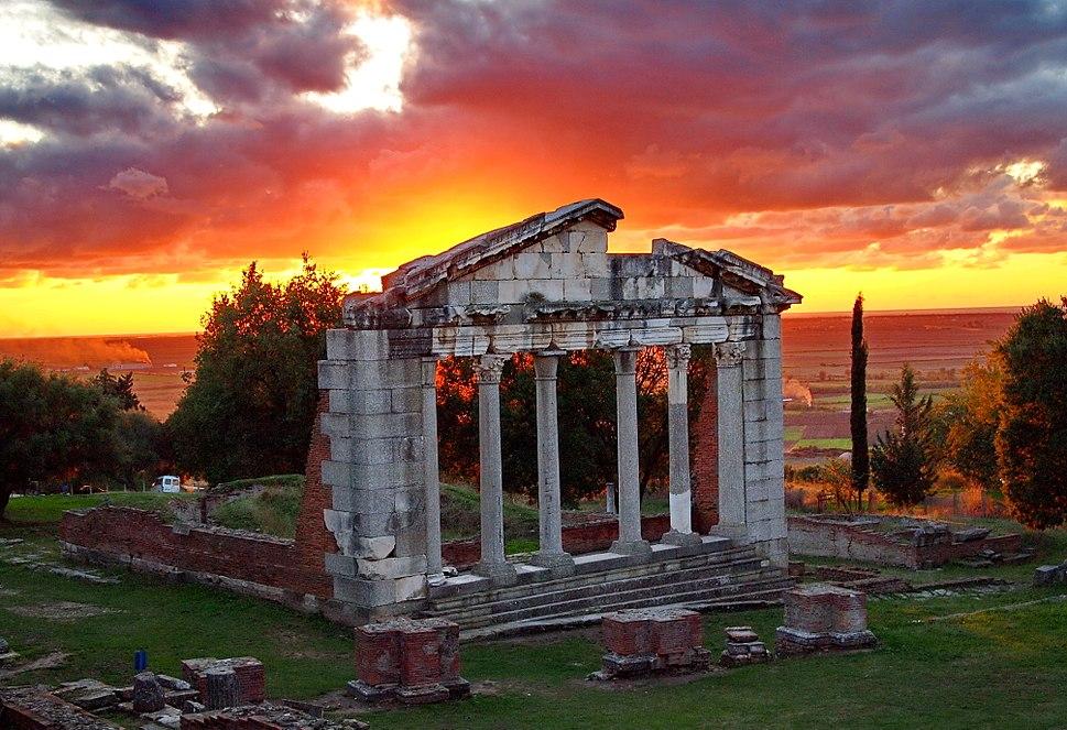 Parku Arkeologjik i Apollonisë 04