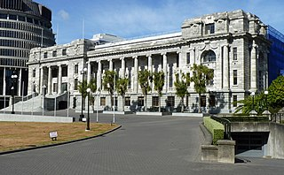 22nd New Zealand Parliament