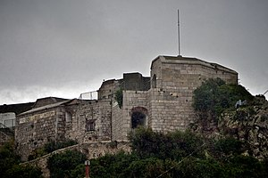 Parson's Lodge Battery - Image: Parsons Lodge Battery, Gibraltar