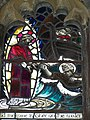 Part of Whall window in Chipping Warden Church.jpg