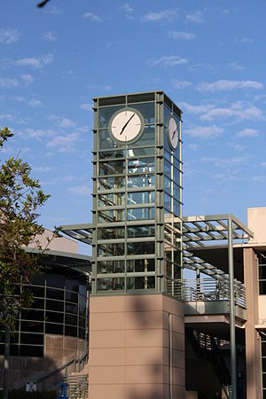 Pasadena City College - Pasadena City College Clocktower