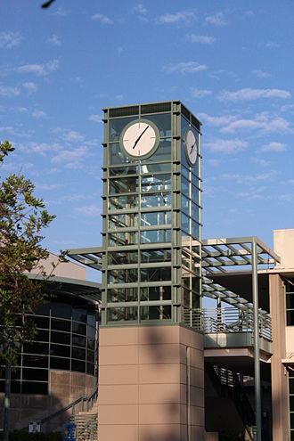 Pasadena City College - Pasadena City College Clocktower