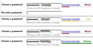 English: Gmail registration screenshots فارسی:...