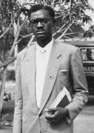 Democratic Republic of the Congo - Patrice Lumumba, first democratically elected Prime Minister of the Republic of the Congo (Léopoldville)