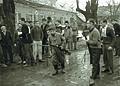 Patrolni tek v počastitev dneva JLA pod Pohorjem 1964.jpg