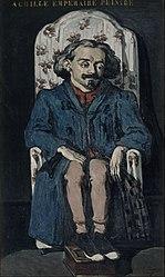 Paul Cézanne: Achille Emperaire