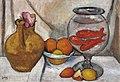 Paula Modersohn-Becker (1876-1907), Still Life with Fish Bowl , c.1906. Oil on canvas, 50.5 x 74 cm, Von der Heydt Museum, Wuppertal, Germany.jpg