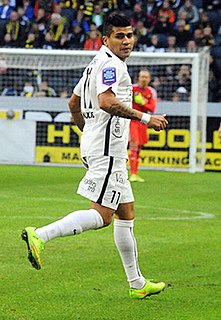 Paulinho (footballer, born April 1986) Brazilian footballer