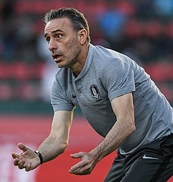 Paulo Bento managing South Korea at 2019 AFC Asian Cup.jpg
