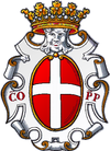 Coat of arms of Pāvija