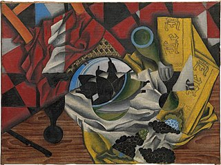Pears and Grapes on a Table