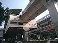 Pedhamma Gudi metro station.jpg