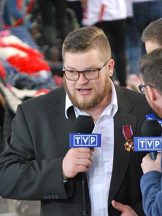 Paweł Fajdek - Paweł Fajdek in 2015