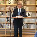 Per Gräslund hedersdoktor Linköpings universitet 2015.JPG