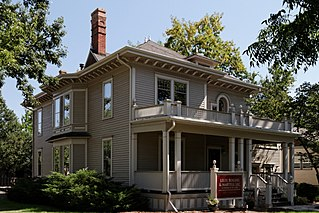 Peter Anderson House United States historic place