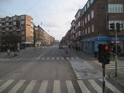 Sådan kommer du til Peter Bangsvej med offentlig transport – Om stedet