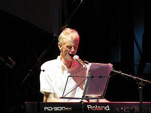 Peter Hammill of van der Graaf Generator at th...