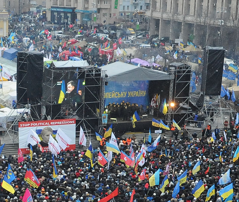 Petro Poroshenko addresses Euromaidan.jpg