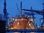 Petrojarl Banff (ship, 1997) Hamburg 05.JPG