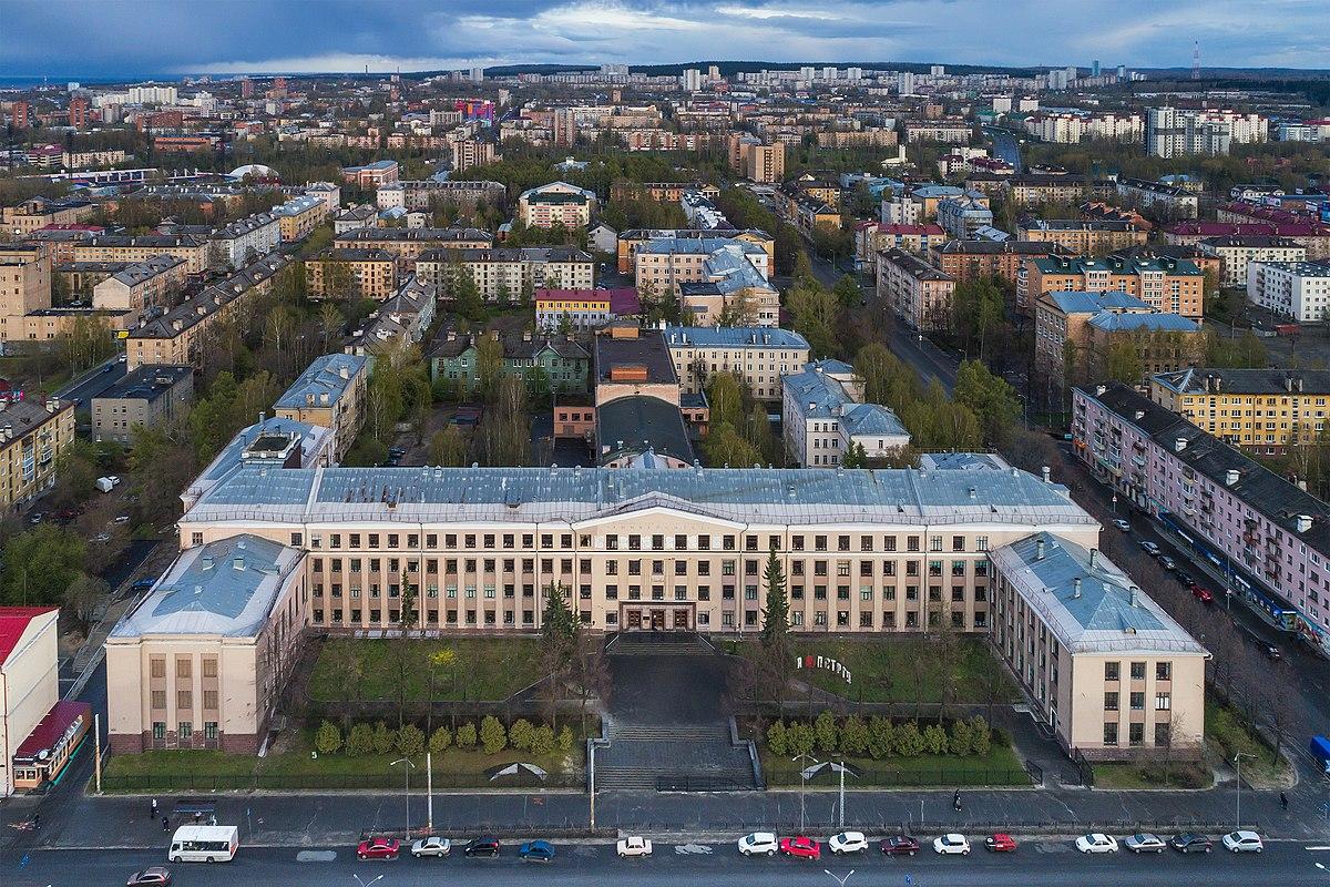 Education  Petrozavodsk State University