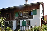 Pfäffikon - Flarzhaus Ruetschberg, Hohlgass 1–11 2011-09-02 14-09-36.jpg