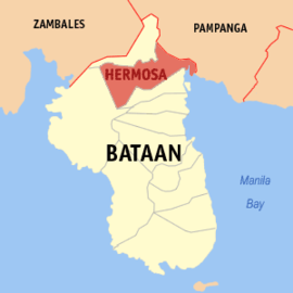 Ph locator bataan hermosa.png