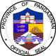 Official seal of Pangasinan