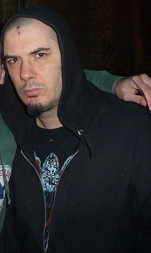 Phil Anselmo - Anselmo in October 2012