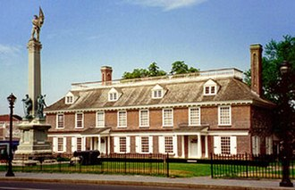 Philipse Manor Hall State Historic Site - The Manor house