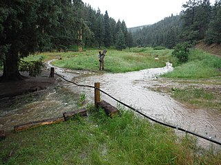 2015 Philmont Scout Ranch flash flood