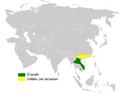 Phylloscopus ogilviegranti distribution map.png