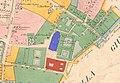 Piazza San Fedele e dintorni (Milano) estratto dalla mappa del catasto teresiano del 1751.jpg