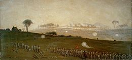 Picketts charge confederates by Edwin Forbes.jpg