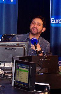 Cyril Hanouna, en 2014.