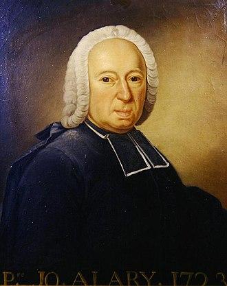 Pierre-Joseph Alary - Pierre-Joseph Alary.